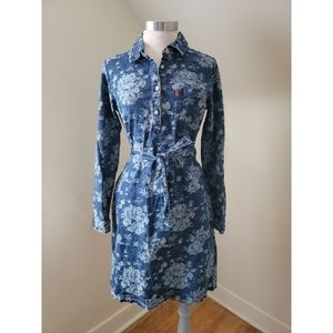 Katie Denim Dress